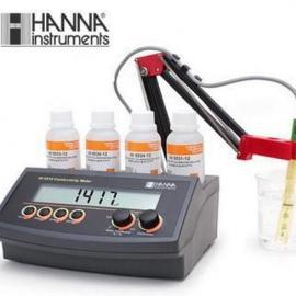 哈纳HI2315实验室电导率仪/电阻率测定仪