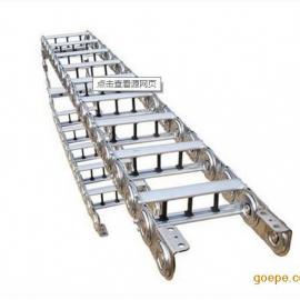 安徽巢湖#TL45型拖链(桥型)/*钢制拖链