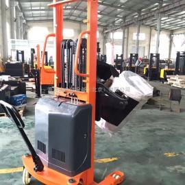 厂家直销 电动纸卷抱夹车 电动堆高车 纸卷搬运车定制北京