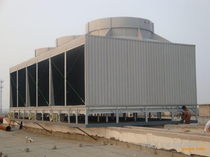 湿式冷却塔 ;通风方式:机械通风冷却塔