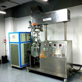 新材料生产设备 复合材料电加热高速分散均质机