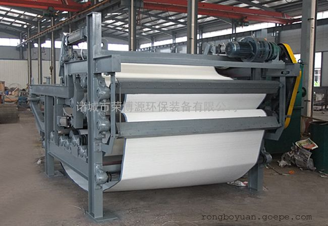 荣博源环保 rbk系列 带式污泥浓缩脱水 带式压滤机