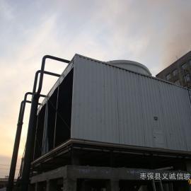 玻璃钢横流冷却塔@黑龙江玻璃钢冷却塔@玻璃钢冷却塔用途