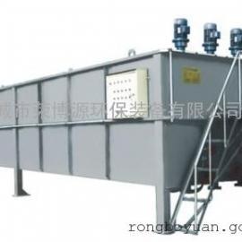 气浮式污水处理设备 效率高 独特的设计原理 荣博源环保