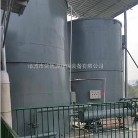 气浮设备 竖流式溶气气浮机厂家荣博源 化工废水处理设备