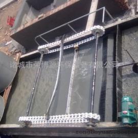 平流式气浮沉淀一体机生产工艺 气浮机质量最好的厂家荣博源