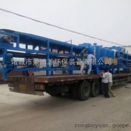 现货供应真空水平带式过滤机 RBN 荣博源环保 达标