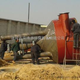 诸城荣博源环保 RBS系列 旋流除砂器 泥水分离设备 厂家直销