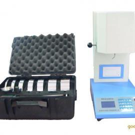 塑胶厂熔融指数测试仪