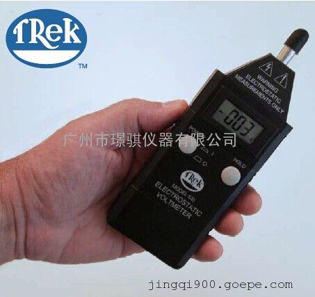 美国原装静电压测试仪trek520-1-ce现货