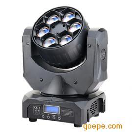 6颗15W调焦LED光束灯