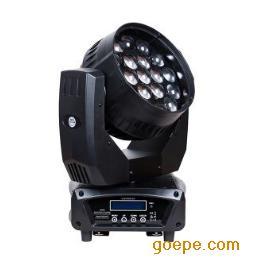 19颗10W四合一调焦LED摇头灯