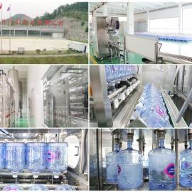 中国十大大桶山泉水生产线 大桶苏打水生产线知名品牌企业