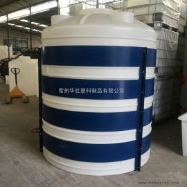 �`璧5��耐酸�A塑料水箱5立方食品�白色大水箱�r格