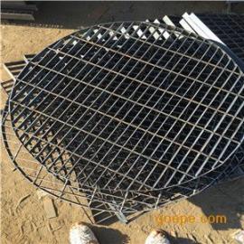 水沟盖板//镀锌钢格板//水池格栅板//热镀锌钢格网