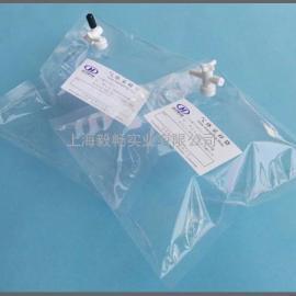 1升特氟龙采样袋,聚四氟乙烯气体采样袋