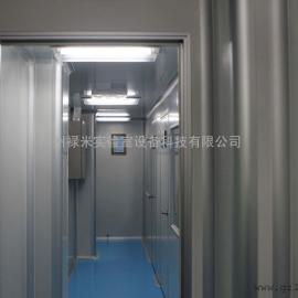 实验室装修设计、净化工程、无尘车间广州禄米专业承建
