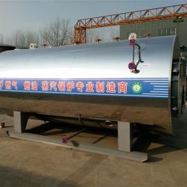 10吨燃气锅炉-10吨燃气蒸汽锅炉