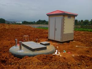三丰瑞克一体式预制泵站