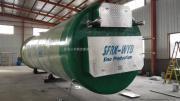山东临沂SFRK-WYB一体式泵站