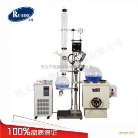 RE-1002旋转蒸发器 实验室旋转蒸发仪 浓缩结晶设备