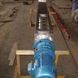 螺旋输送机组成结构的部件,泊头华英环保