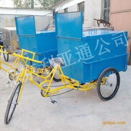长期供应人力三轮保洁车、脚踏三轮垃圾车、铁板三轮车