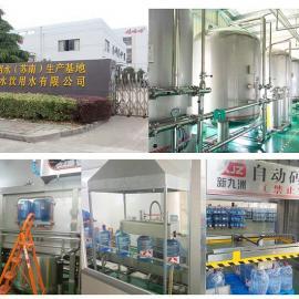 生产桶装纯净水生产线设备厂家工厂公司