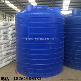 阜南5��平底水箱5立方Pe塑料水箱批�l�S家