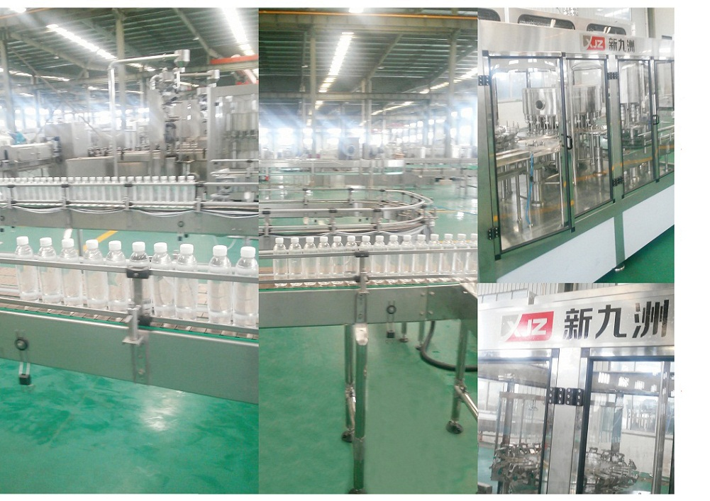 瓶装水流水线生产设备|瓶装矿泉水流水线
