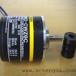 成都欧姆龙编码器E6B2-CWZ1X 2000P/R 2M