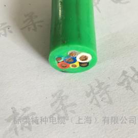 耐弯曲柔性拖链电缆生产厂家