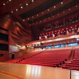 京剧院设计施工