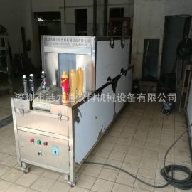 供应蒸汽热收缩包装机,港九通全自动蒸汽收缩机