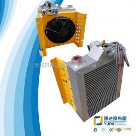 工程机械液压油冷却器