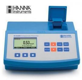 哈纳HI83206微电脑多参数(24项)离子浓度测定仪