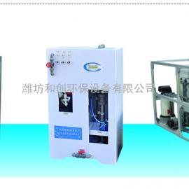 电解法次氯酸钠发生器的维护