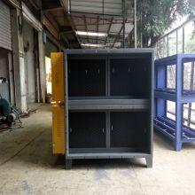 广东涂装废气治理 UV光解废气净化器 杉盛光解废气净化设备