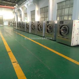 大容量洗衣机100公斤海锋洗涤机