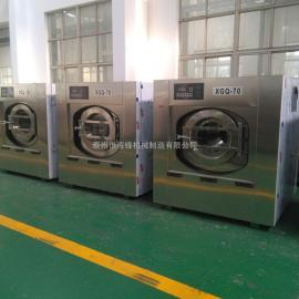 100公斤全自动工业洗衣机海锋牌