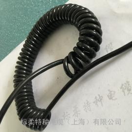 上海标PUR柔螺旋电缆设计制造厂家