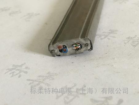 上海标柔TFTVVBP44X0.75屏蔽扁电缆