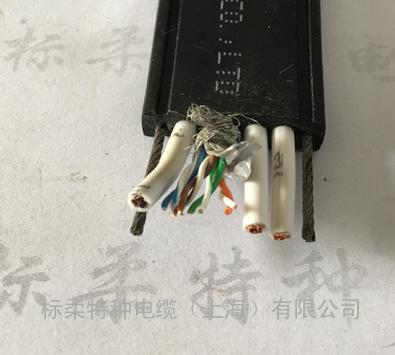 上海标柔电梯电源加视频数字网络线,电梯专用电缆。