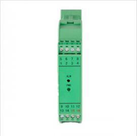 回路供电温变变送器(导轨式)