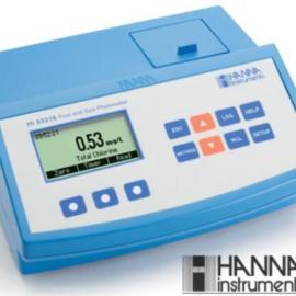 哈纳HI83215微电脑多参数离子浓度测定仪(12项)