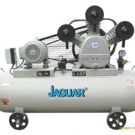 台湾捷豹医用无油活塞式空压机气泵工业品质运行更持久