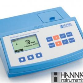 哈纳HI83225微电脑多参数离子浓度测定仪(15项)