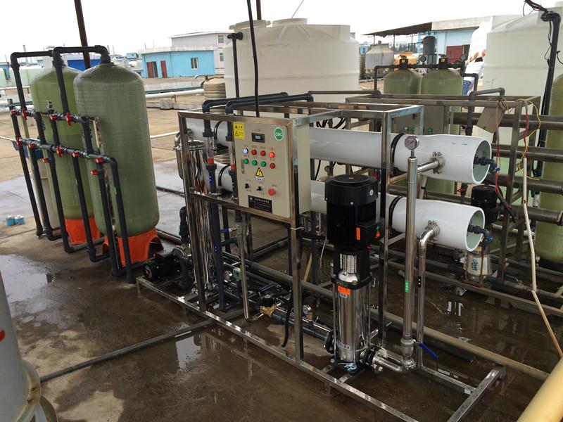 工业纯水设备 全自动纯水系统 反渗透水处理设备
