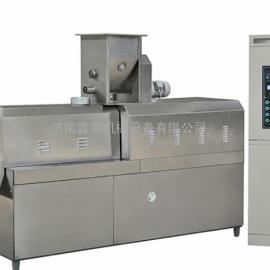 素食营养大米设备 大米膨化机