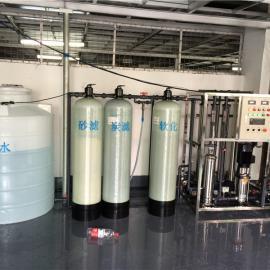 广州水处理厂家工业水处理设备批发反渗透纯水设备